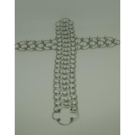 "Cross-cilice18x12cm 7x5"""